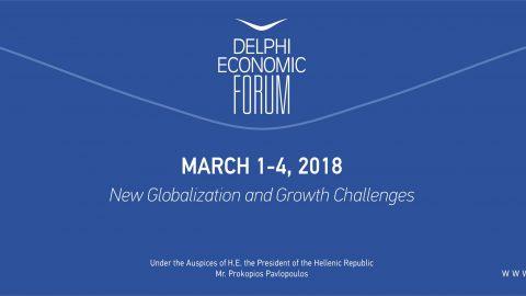 Γίνε εθελοντής στο Delphi Economic Forum