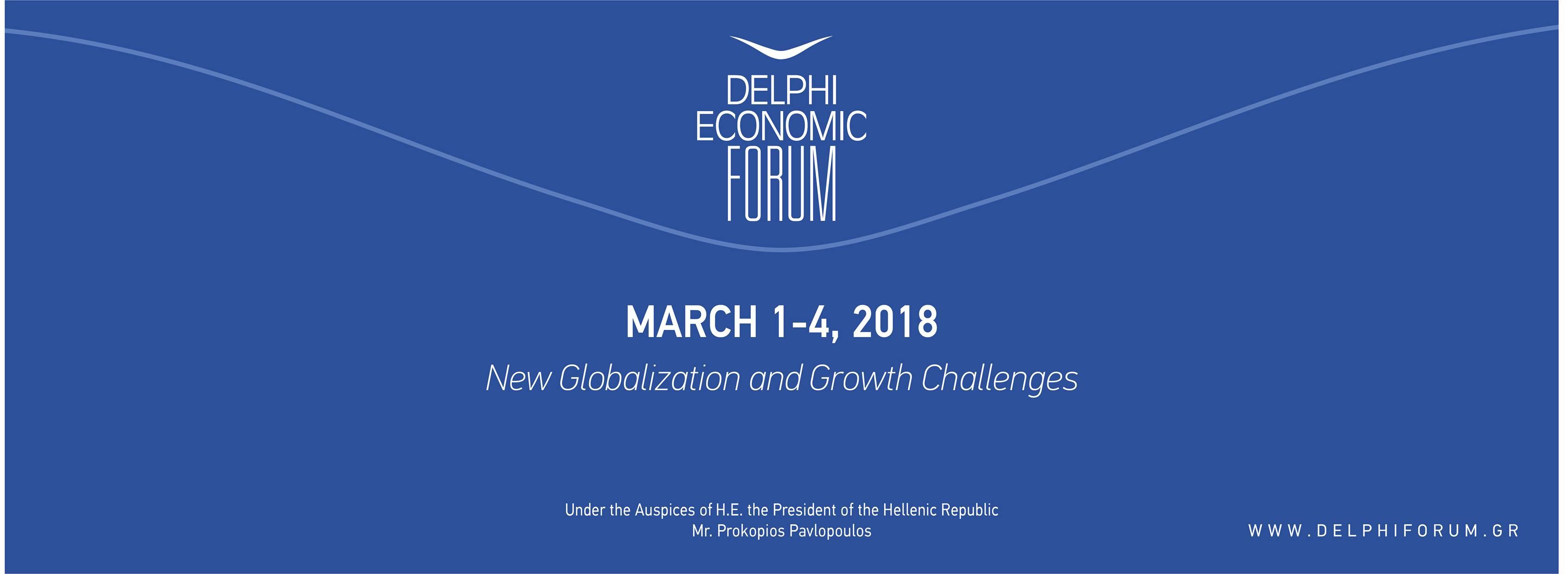 Αποτέλεσμα εικόνας για delphi economic forum 2018